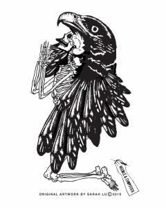Sarah Lu Begging Bones 2016