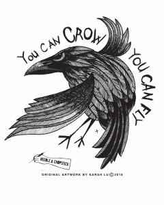 Sarah Lu You can fly 2016