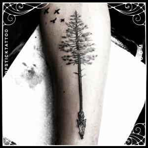 Sarah Lu Arrow Fir Tree