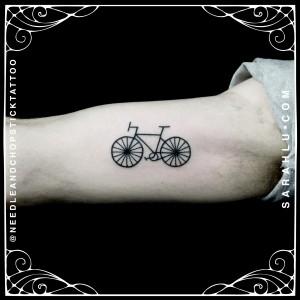 Sarah Lu Bicycle